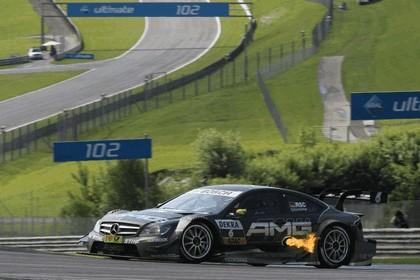 2012 Mercedes-Benz C-klasse coupé DTM - Spielberg 26