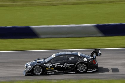 2012 Mercedes-Benz C-klasse coupé DTM - Spielberg 34