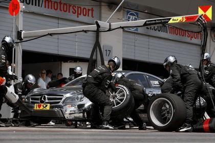 2012 Mercedes-Benz C-klasse coupé DTM - Spielberg 36