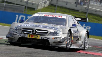 2012 Mercedes-Benz C-klasse coupé DTM - Spielberg 8