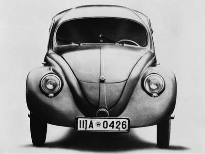 1937 Volkswagen Beetle prototype Type30 2