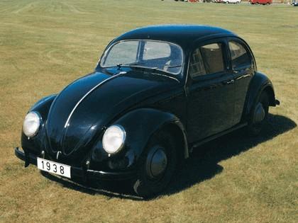 1938 Volkswagen Beetle 4