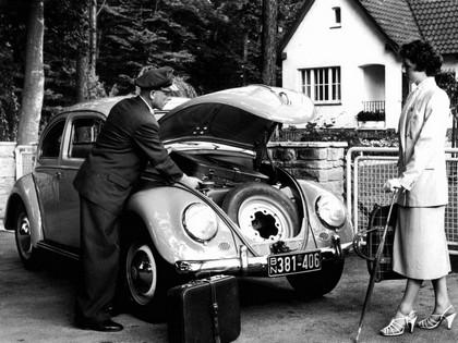1938 Volkswagen Beetle 9