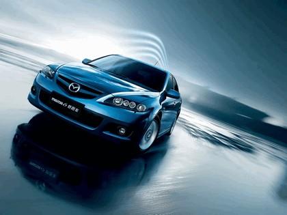 2006 Mazda FAW 6 sport chinese version 2