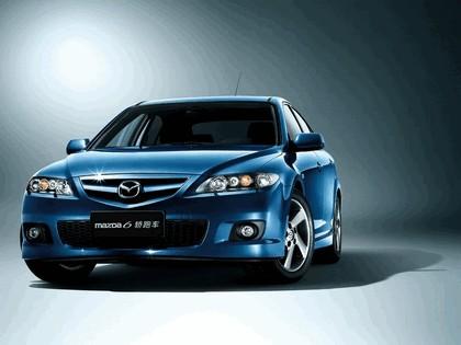 2006 Mazda FAW 6 sport chinese version 4