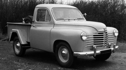 1950 Renault Colorale pickup 6
