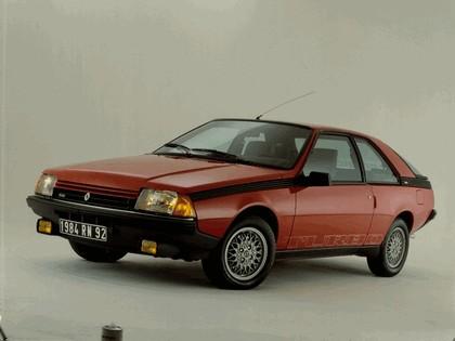 1983 Renault Fuego Turbo 1
