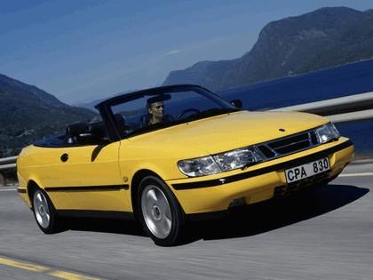 1988 Saab 900 SE convertible 1