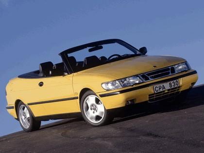 1988 Saab 900 SE convertible 2