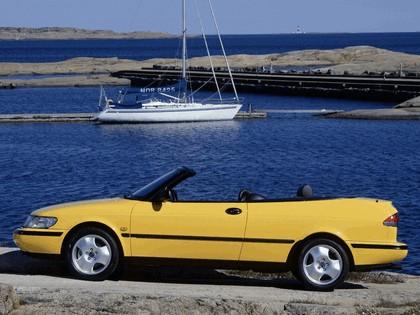 1988 Saab 900 SE convertible 4