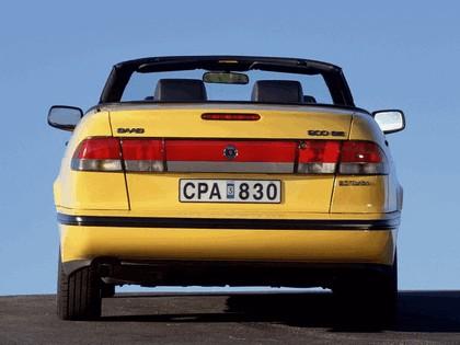 1988 Saab 900 SE convertible 11