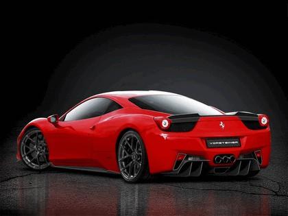 2012 Ferrari 458 Italia with Vorsteiner aerokit 2