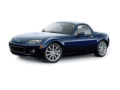 2006 Mazda MX-5 Miata power retractable hard top 8