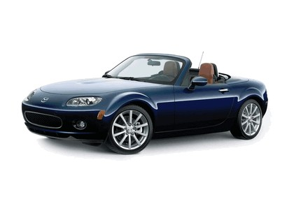 2006 Mazda MX-5 Miata power retractable hard top 9