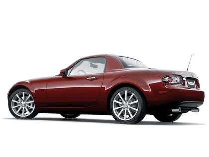 2006 Mazda MX-5 Miata power retractable hard top 14