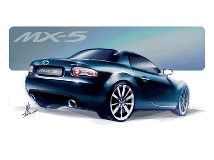 2006 Mazda MX-5 Miata power retractable hard top 18