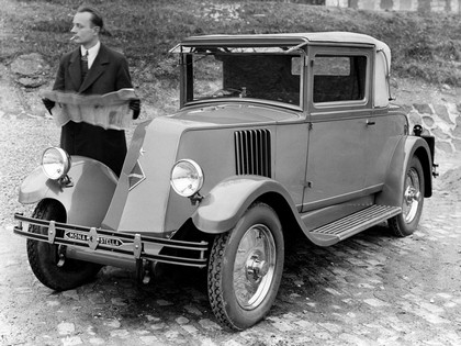 1929 Renault Monastella cabriolet RY1 1