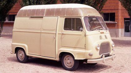 1959 Renault Estafette Van High Roof 2