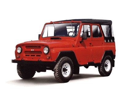 1988 UAZ Martorelli Explorer 1