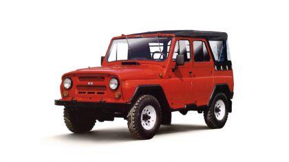 1988 UAZ Martorelli Explorer 5