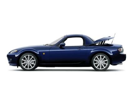 2006 Mazda MX-5 roadster coupé 16