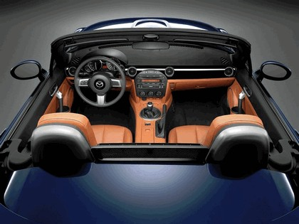 2006 Mazda MX-5 roadster coupé 22