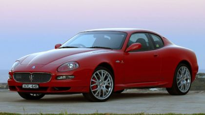 2005 Maserati GranSport - Australian version 4