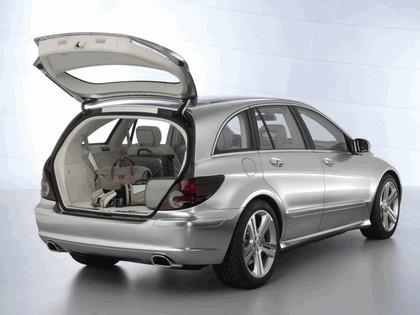 2004 Mercedes-Benz Grand Sports Tourer Vision R concept 15