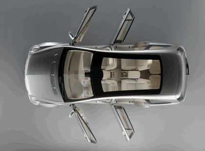 2004 Mercedes-Benz Grand Sports Tourer Vision R concept 18