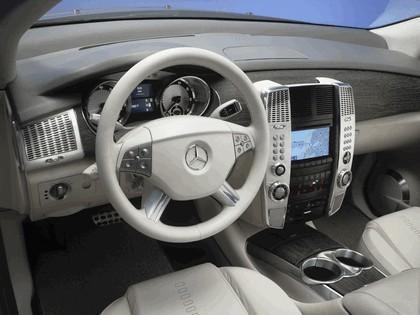 2004 Mercedes-Benz Grand Sports Tourer Vision R concept 37