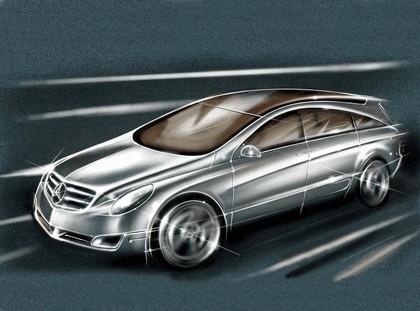 2004 Mercedes-Benz Grand Sports Tourer Vision R concept 49