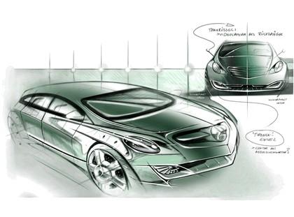 2004 Mercedes-Benz Grand Sports Tourer Vision R concept 51