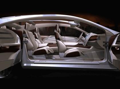 2004 Mercedes-Benz Grand Sports Tourer Vision R concept 52