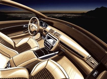 2004 Mercedes-Benz Grand Sports Tourer Vision R concept 54