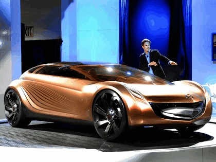 2006 Mazda Nagare concept 17