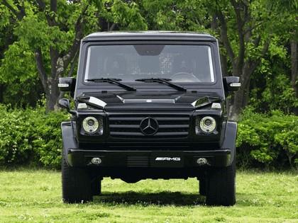 2012 Mercedes-Benz G55 ( W463 ) AMG Kompressor Mastermind 2