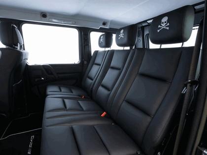 2012 Mercedes-Benz G55 ( W463 ) AMG Kompressor Mastermind 6