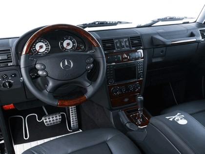 2012 Mercedes-Benz G55 ( W463 ) AMG Kompressor Mastermind 7