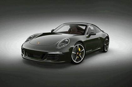 2012 Porsche 911 ( 991 ) Club Coupé 1