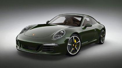 2012 Porsche 911 ( 991 ) Club Coupé 8