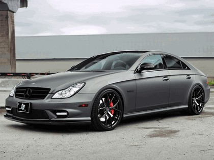 2012 Mercedes-Benz CLS63 ( 218 ) AMG Project Stratos by SR Auto Group 1