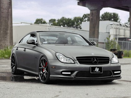 2012 Mercedes-Benz CLS63 ( 218 ) AMG Project Stratos by SR Auto Group 2