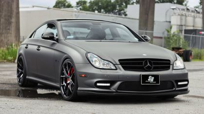 2012 Mercedes-Benz CLS63 ( 218 ) AMG Project Stratos by SR Auto Group 4