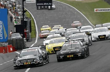 2012 Mercedes-Benz C-klasse coupé DTM - Brands Hatch 1