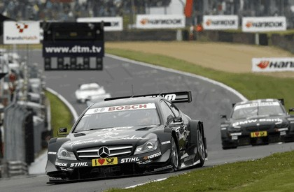 2012 Mercedes-Benz C-klasse coupé DTM - Brands Hatch 2