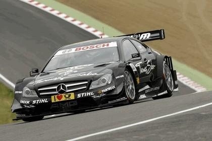 2012 Mercedes-Benz C-klasse coupé DTM - Brands Hatch 3
