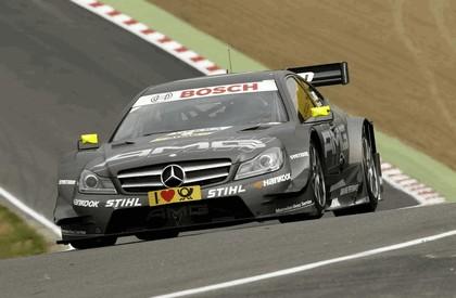 2012 Mercedes-Benz C-klasse coupé DTM - Brands Hatch 5