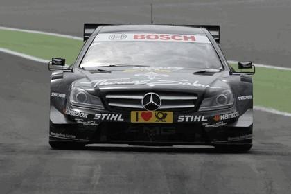 2012 Mercedes-Benz C-klasse coupé DTM - Brands Hatch 6
