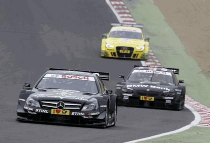 2012 Mercedes-Benz C-klasse coupé DTM - Brands Hatch 7