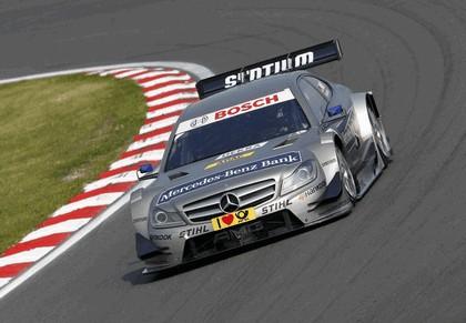 2012 Mercedes-Benz C-klasse coupé DTM - Brands Hatch 9